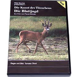 """DVD """"Die Kunst des Täuschens / Die Blattjagd"""""""